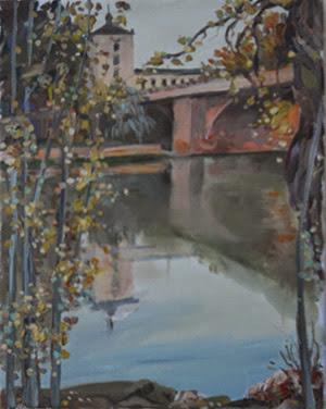 Аранда де Дуэро. Мост