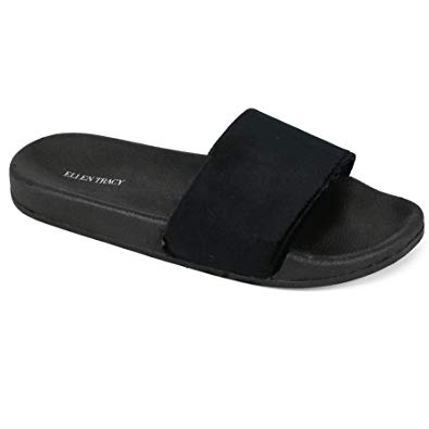 Slide slippers