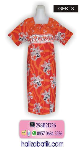 Contoh Batik, Desain Baju Batik Modern, Desain Baju Batik, GFKL3