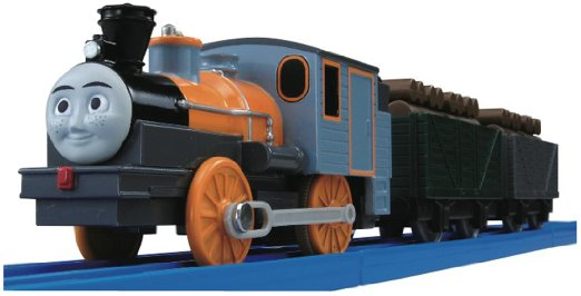 Tàu hỏa Thomas TS-16 màu xanh lam