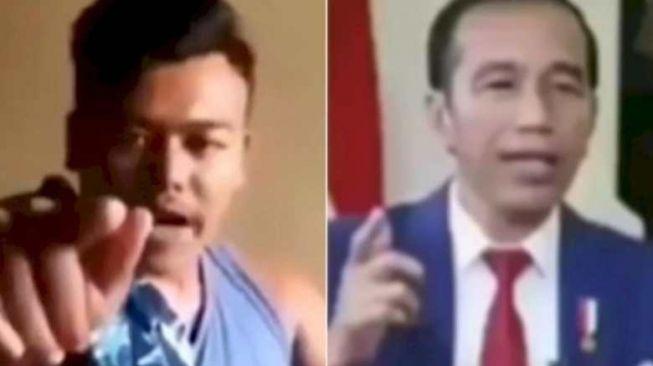 Viral Pria Aceh Sebut Jokowi Laknatullah Hingga Ancam Tembak Kepala Jokowi