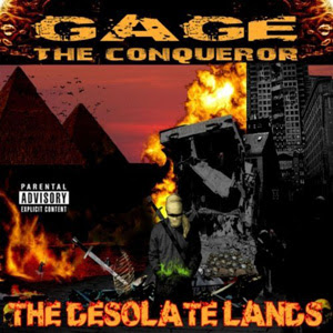 Gage The Conqueror - The Desolate Lands