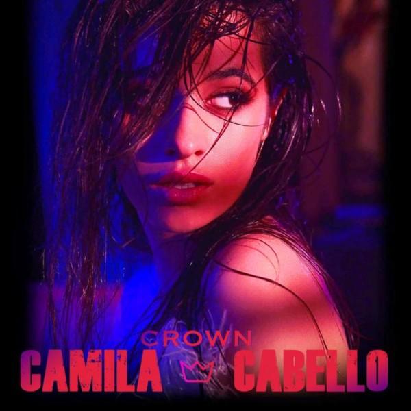 Camila Cabello & Grey - Crown - Single Cover