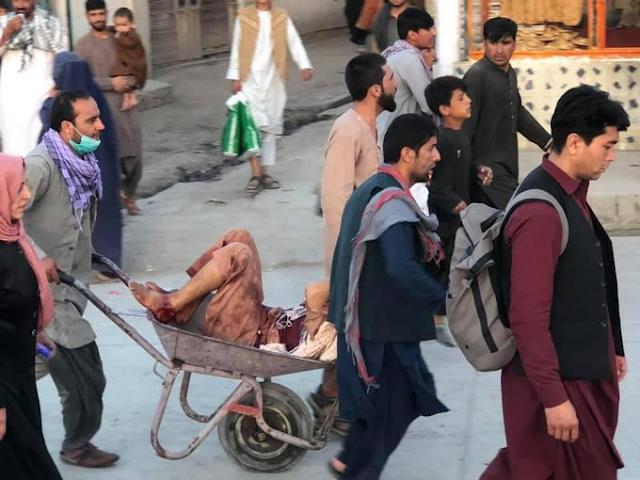 Afganistán:  Ver vídeo del atentando donde fallecieron 13 personas