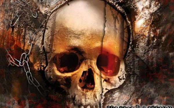 Tapety Skull, Evil Creatures 2