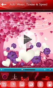 Love Video Maker with Song screenshot 2