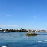jet d'eau in Geneva in Geneva, Geneva, Switzerland