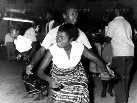 Throwback!!! How A Nigerian Night Club Looked Like In 1959 (Picture)