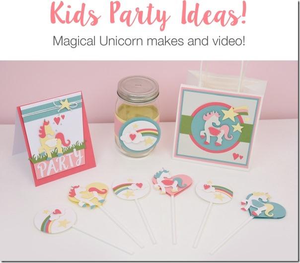 Festa per bambini a tema Unicorno