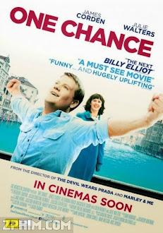 Một Cơ Hội - One Chance (2013) Poster