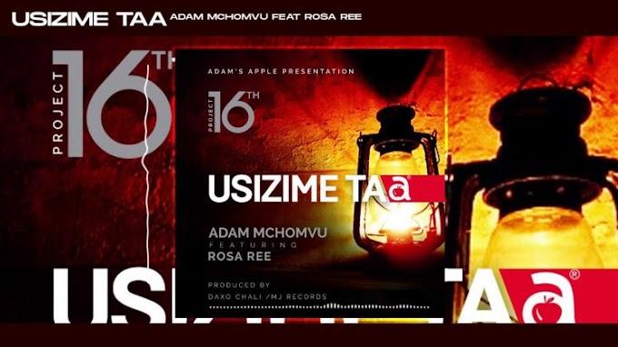 AUDIO | Adam Mchomvu ft Rosa Ree – Usizibe Taa | Download Mp3
