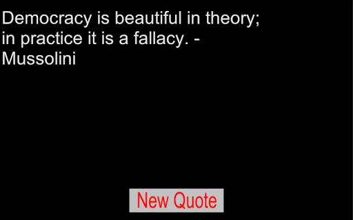 Bad Evil Quote