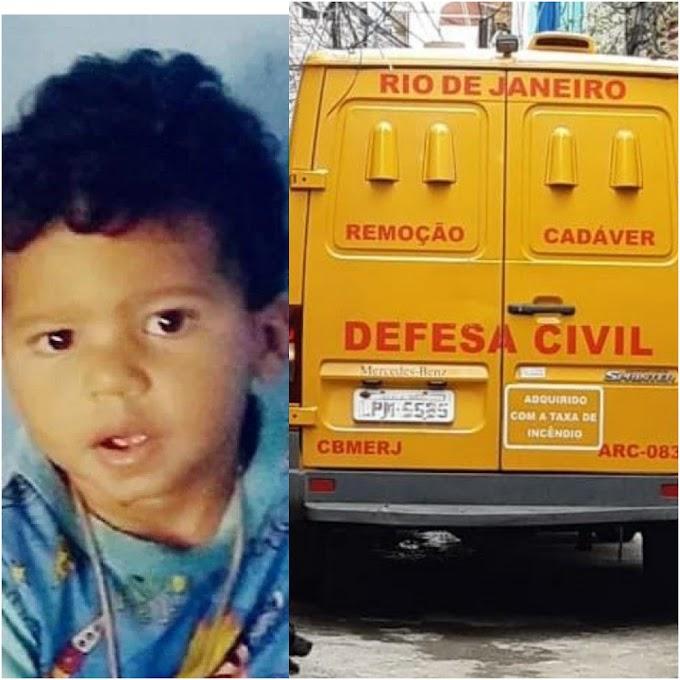 SEGUNDA-FEIRA PESADA NO RIO: Um bebê de 1 ano foi morto a tiros, já em outro caso adolescente colocou fogo nos irmãos 2 e 3 anos vivos: matéria completa