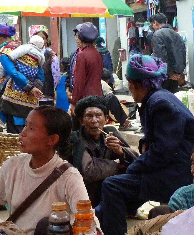CHINE SICHUAN.XI CHANG ET MINORITE YI, à 1 heure de route de la ville - 1sichuan%2B1049.JPG