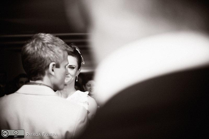 Foto de casamento 0559pb de Karina e Luiz. Marcações: 30/10/2010, Casamento Karina e Luiz, Rio de Janeiro.