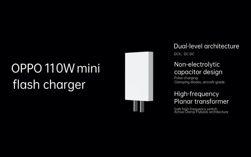 oppo 110w mini charger