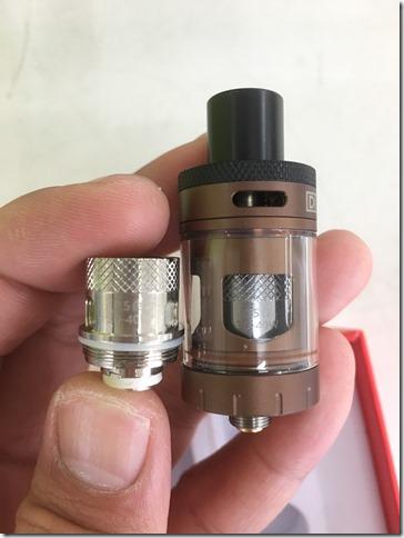 IMG 8813 thumb1 - 【オシャレ系ビルトイン型スターターキット】DIGIFLAVOR Wild Fire Kit(デジフレーバー・ワイルドファイアキット)【レビュー】~カッコイイんだけどもうちょっと容量があったらな~(o'3'o)編~