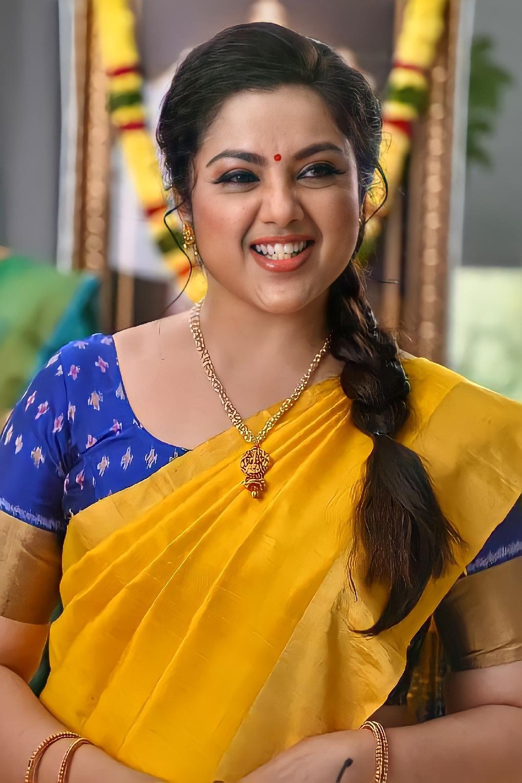 South Indian Actress Meena Hot Images