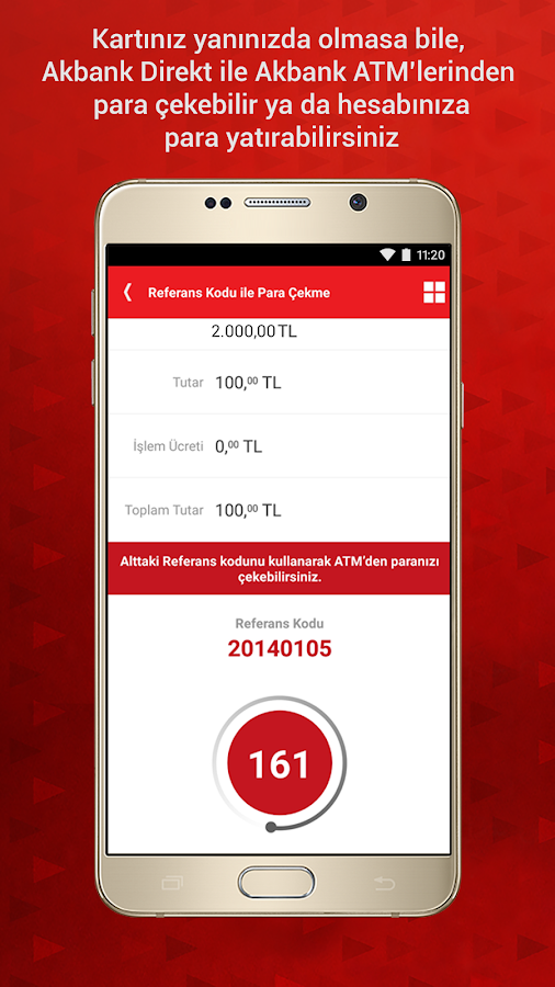 Akbank Direkt- screenshot