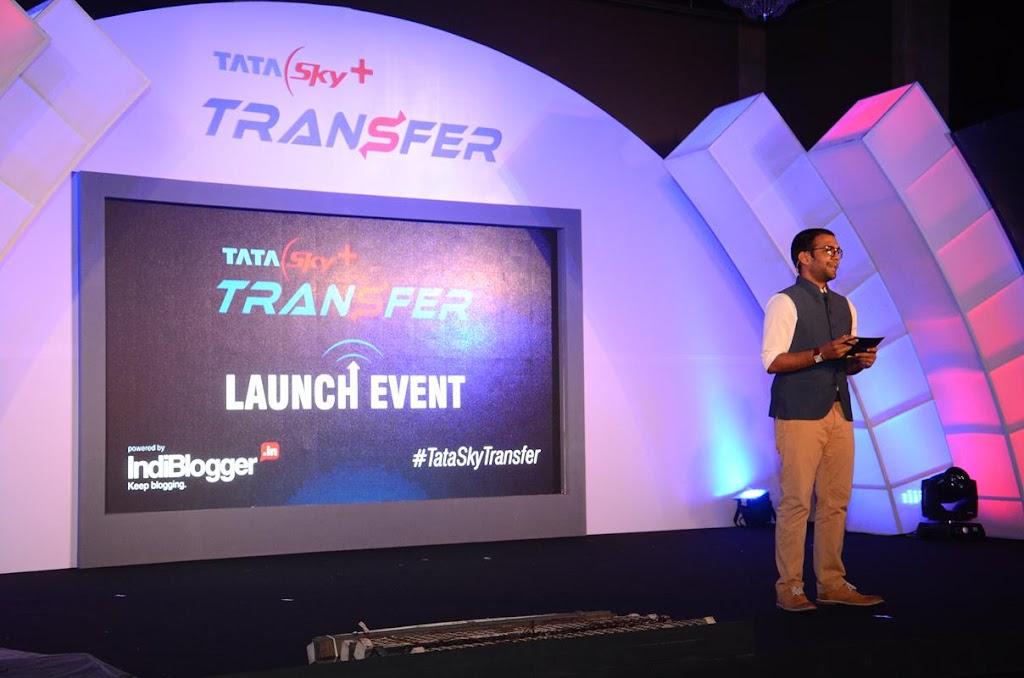 Tata Sky Transfer Product Launch Event - Hotel Paladium 9