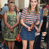 OIC - ENTSIMAGES.COM - Hannah Tointon at the  Charlie and the Chocolate Factory - media night in London 25th June 2015   Photo Mobis Photos/OIC 0203 174 1069