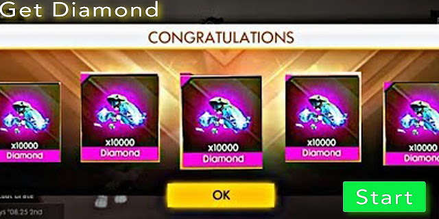 Unlimited Diamonds Mod Apk in Free Fire: You all should know