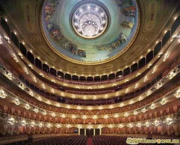 Teatro Colon в Буенос-Айресі, Аргентина