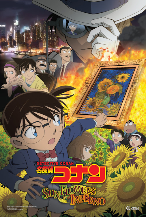 Mp3dia Free Download Mp3 Music Song Detective Conan Movie 19 Sunflowers Of Inferno Main Theme