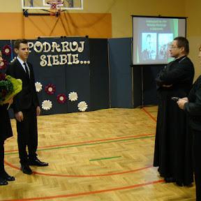 Wizyta biskupa Grzegorza Rysia - 7 lutego 2015