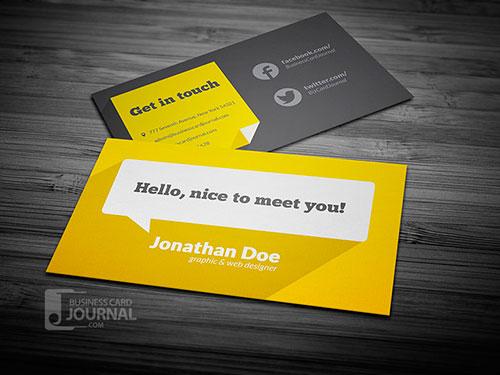 collection tarjetas de presentacion gratis formatos photos