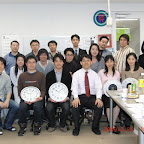 2009Year lab graduation ceremony