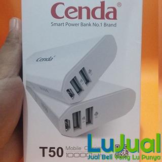 Tampilan Box Depan - CENDA T50 | LuJual