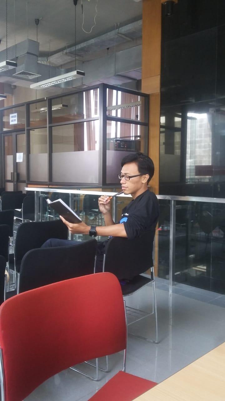 Tak Hanya Hatimu, Perpustakaan Juga Makin Sepi