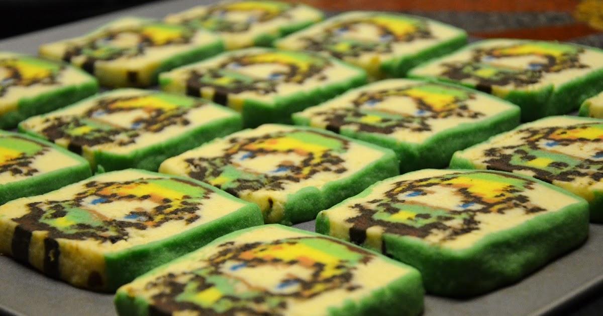 Pixel Cookies: Link from Zelda