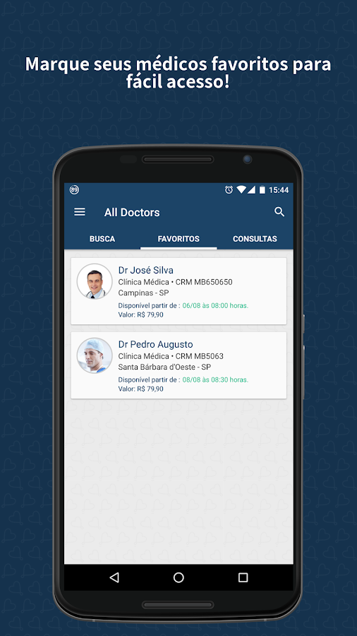 All Doctors- screenshot