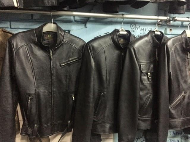 Sydney Fashion Hunter: Shopping In Bali - Leather Jackets