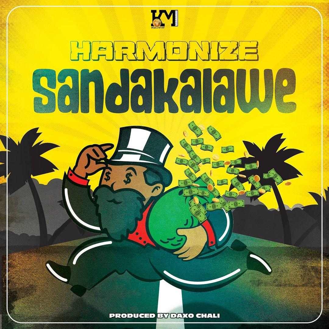 Audio: Harmonize - Sandakarawe || Mp3 Download