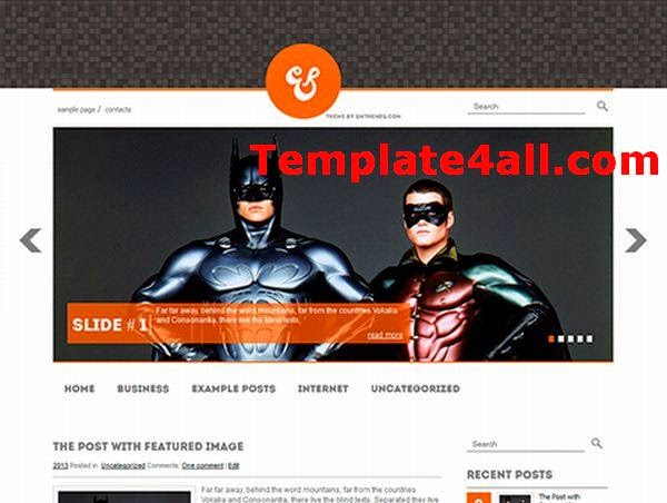 Free Wordpress Online Movies Theme Download