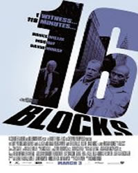Best secret service movies: 16 Blocks
