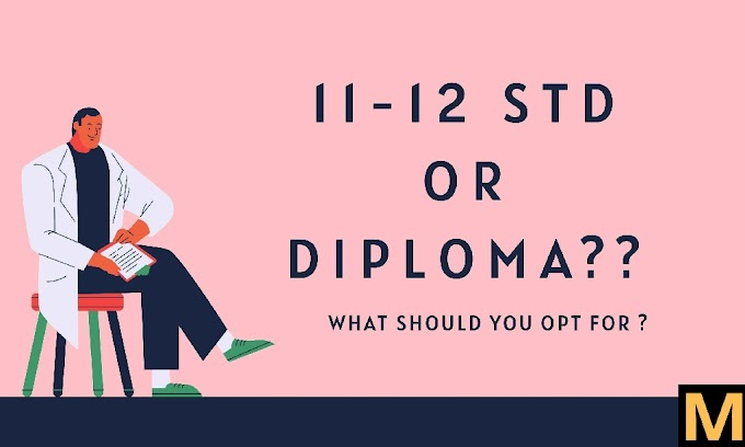 Diploma or 12th? What to do after 10th? | The Mechanical post