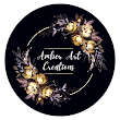 Amber-art-creations, arts, crafts and DIY projects