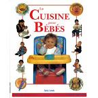 livre-recette-bébé-la-cuisine-pour-bebe-sara-lewis