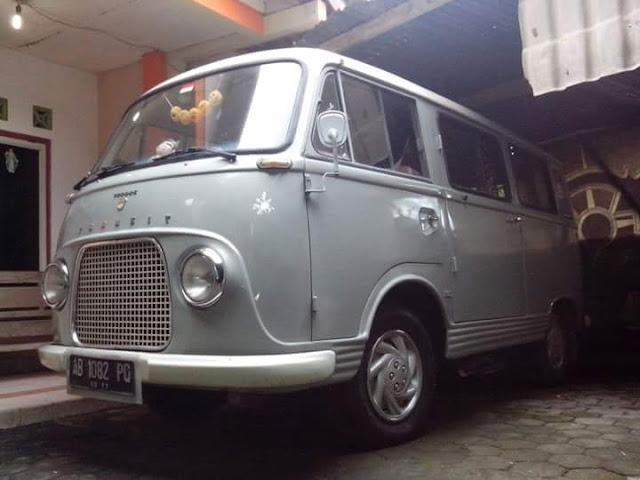 Forsale Ford Taunus Transport Koleksi Mobil Langka