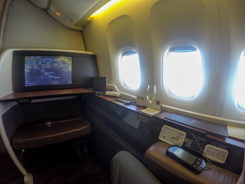 JL%252520LAX NRT 29 - REVIEW - JAL : First Class- Los Angeles to Tokyo Narita (B77W)