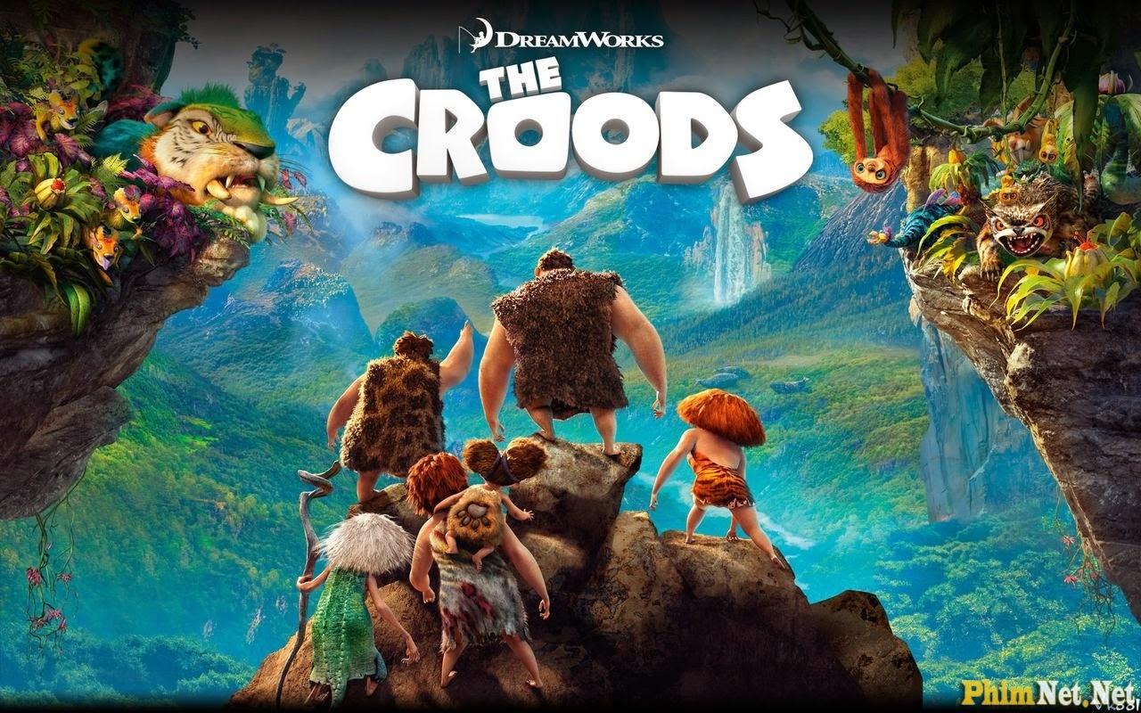 Xem Phim Gia Đình Croods - The Croods - Ảnh 1