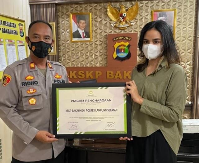 Setelah Raih PPPS, KSKP Bakauheni Kembali Mendapatkan Apresiasi dan Penghargaan