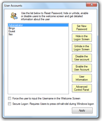 how to unlock windows 10 user account