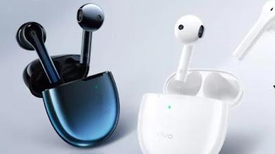 True Vivo wireless earphones