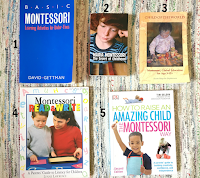 My Favorite Montessori Books