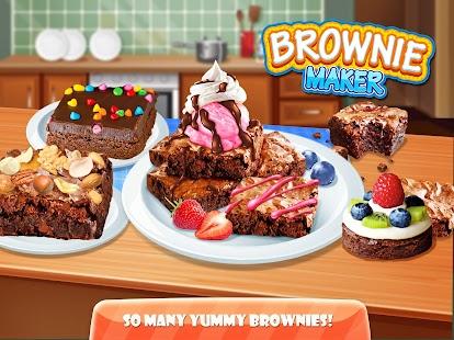 Ice Cream Chocolate Brownie - náhled